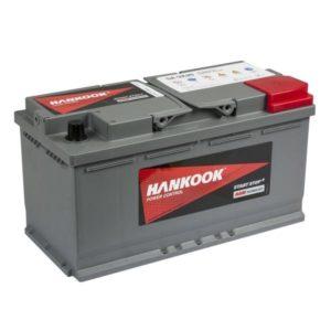 ΜΠΑΤΑΡΙΑ HANKOOK START STOP AGM SA 56020 60/680 ΔΕΞΙΑ